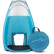 Pop Up Spray Tent BLUE