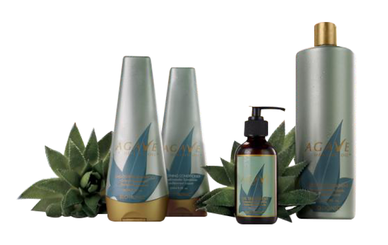 Agave Oil Smoothing Treatment