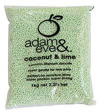 Adam & Eve Coconut Lime Bead Wax