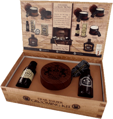 Dear Barber Collection Box 4