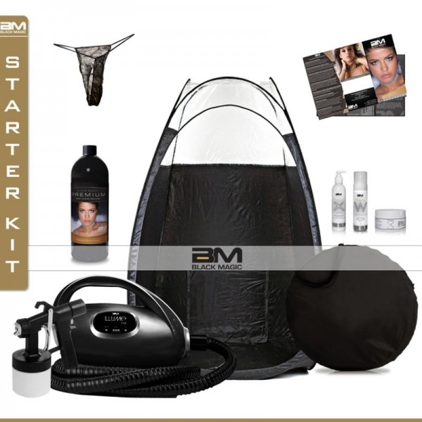 5001 Spray Tan Starter Kit