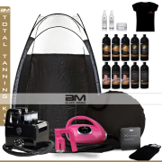 Black Magic Total Tanning Package