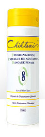 No.8 Finishing rinse 250ml 1Lt